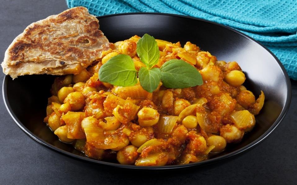 Indian Lentil -Vegetarian Curries -
