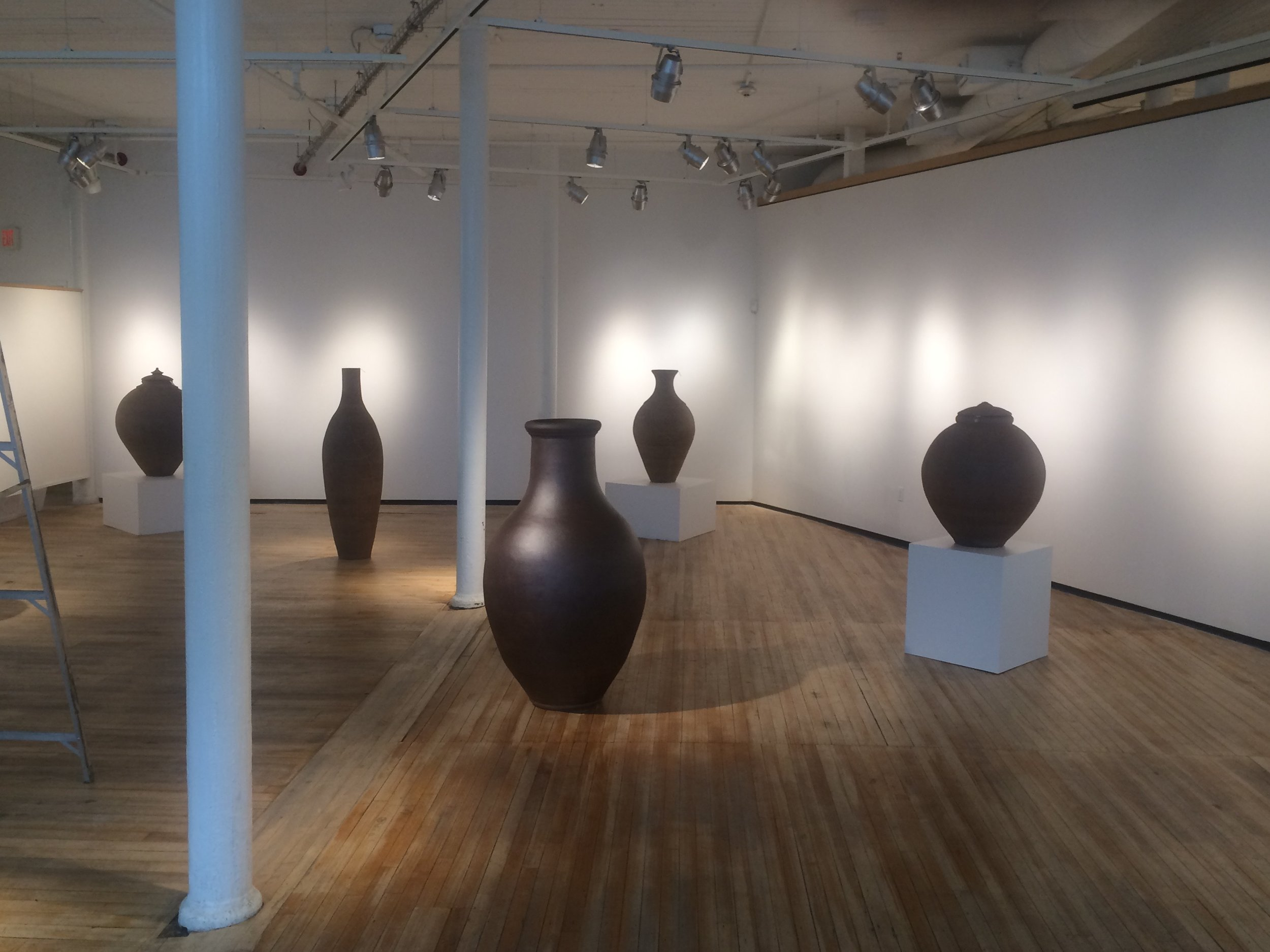 Silhouettes at AVA Gallery, NH
