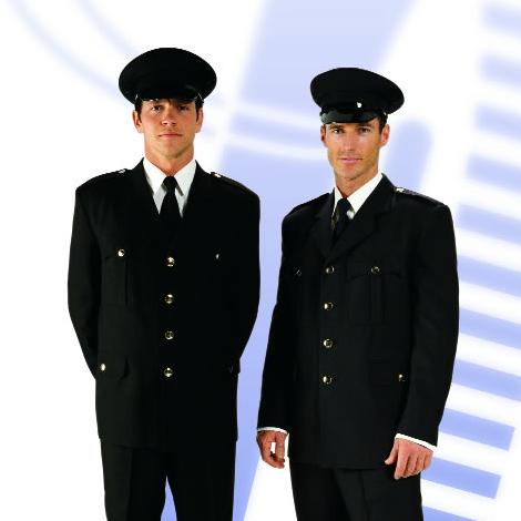 Security Officer adjustable peaked cap