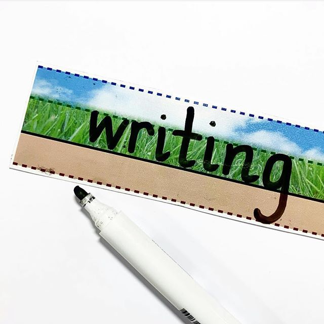 What a FANTASTIC visual for handwriting. ☀️🌱I only wish I had found this idea last year...I can think of several students that would have benefitted from it! . 📷 @mrmsinstastuff . . . . #Teachersfollowteachers #teachersofinstagram #iteachtoo #iteachfirst #teacherspayteachers #teacherlife #teachersofig #teachersofinsta #iteachk #iteachsecond #handwriting