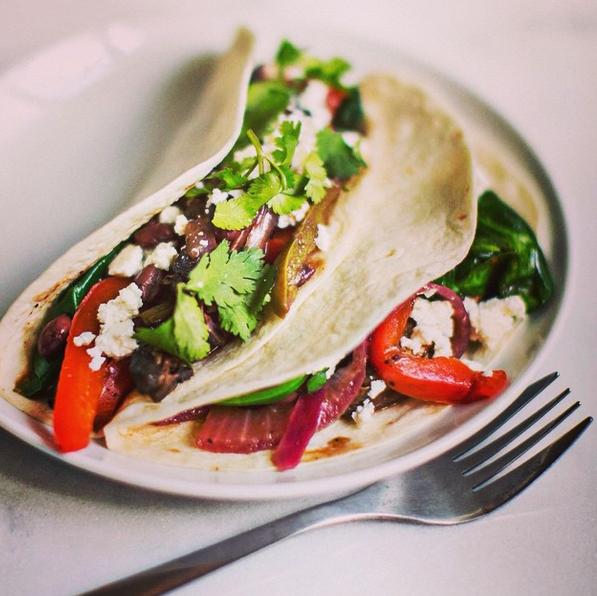 Garnish and Gather Tacos