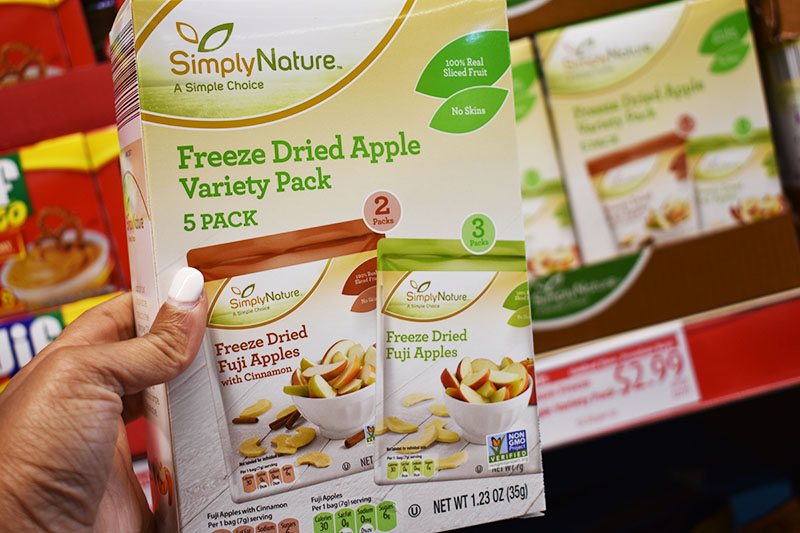 Simply Nature Freeze Dried