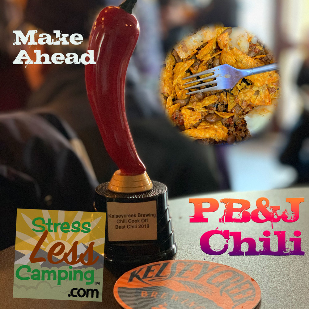 Chili Recipe Rv Hints Tips And Deals Stressless Camping