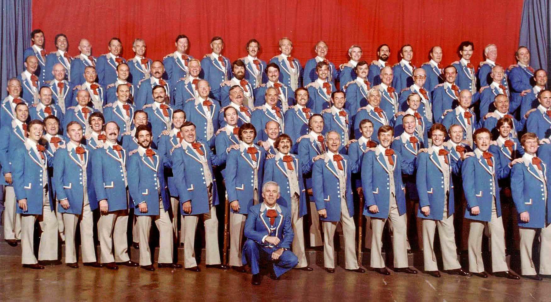 The Tobaccoland Chorus (previous name of the Virginians)