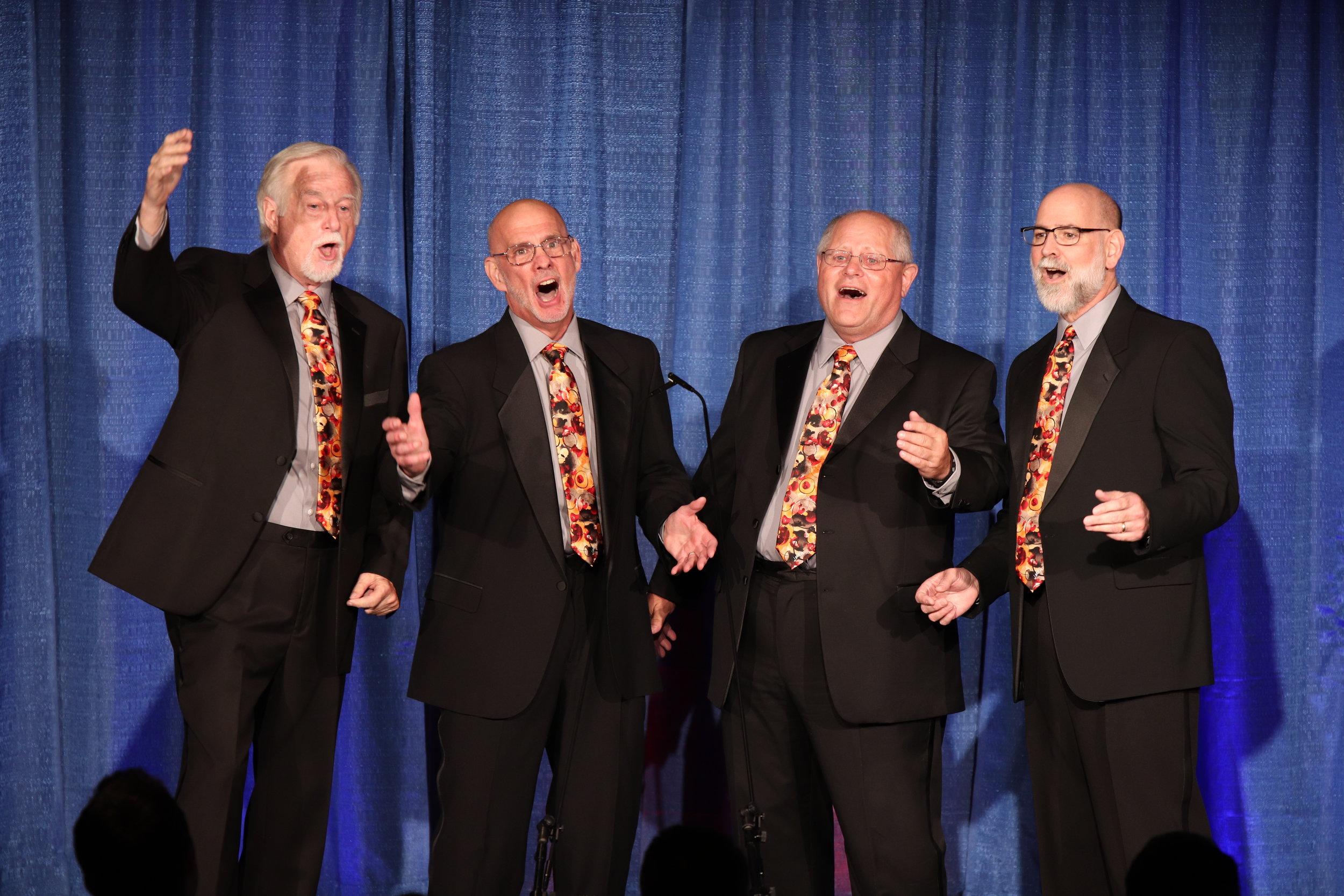 Rewind quartet