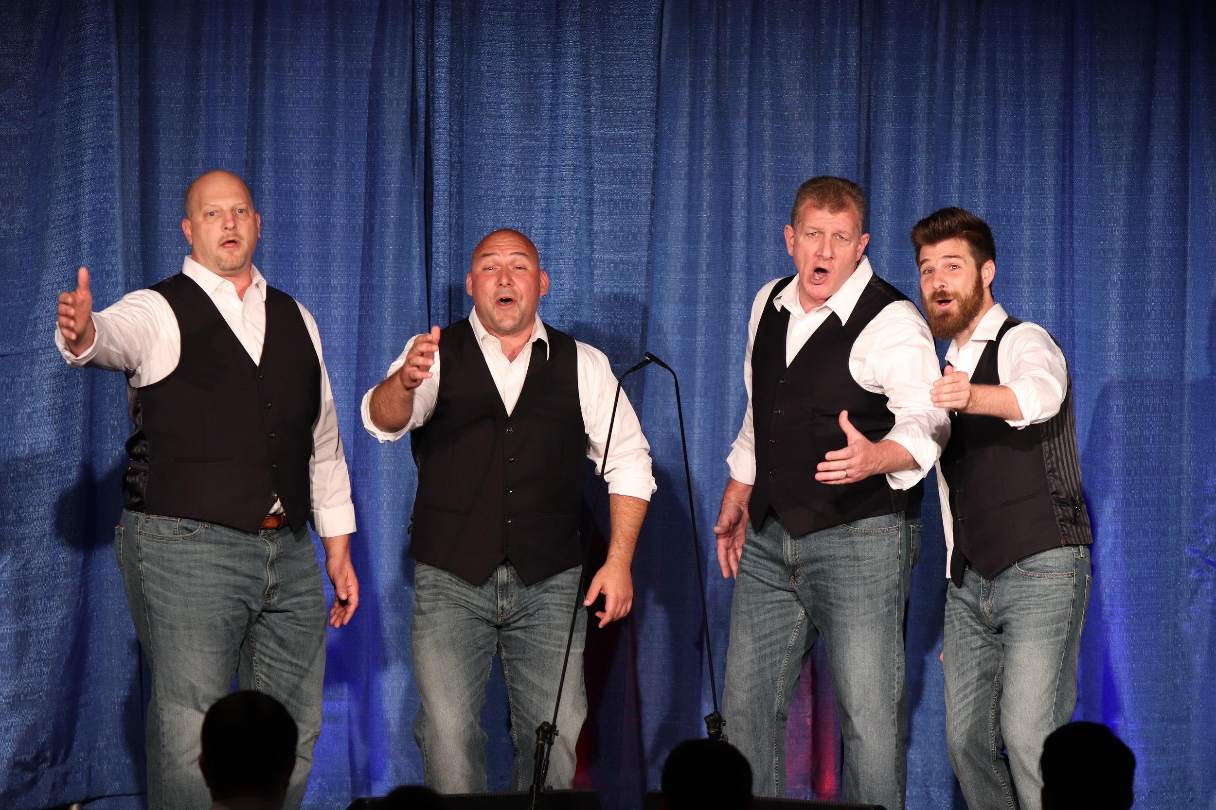 Chordial quartet