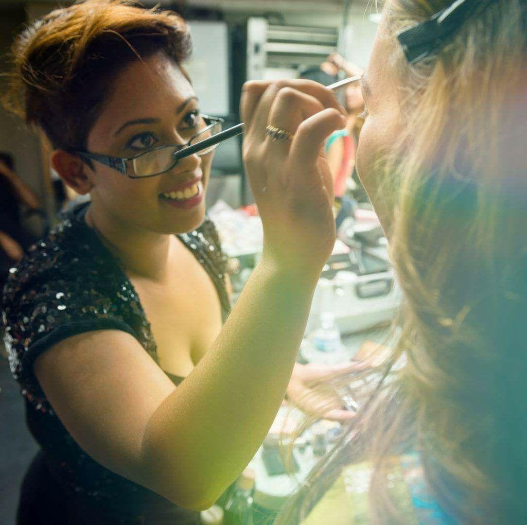 Drishty D'Costa - HMU / SFX Makeup