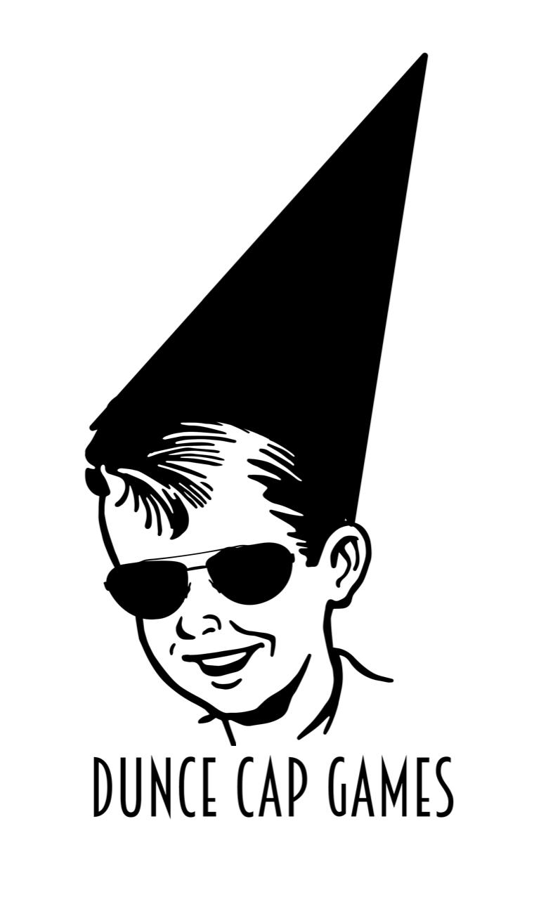 DunceCap_Logo.b.ColorInvert.png