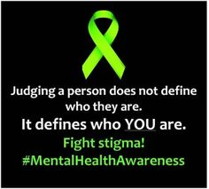 Mental Health Awareness Month - Break the Stigma