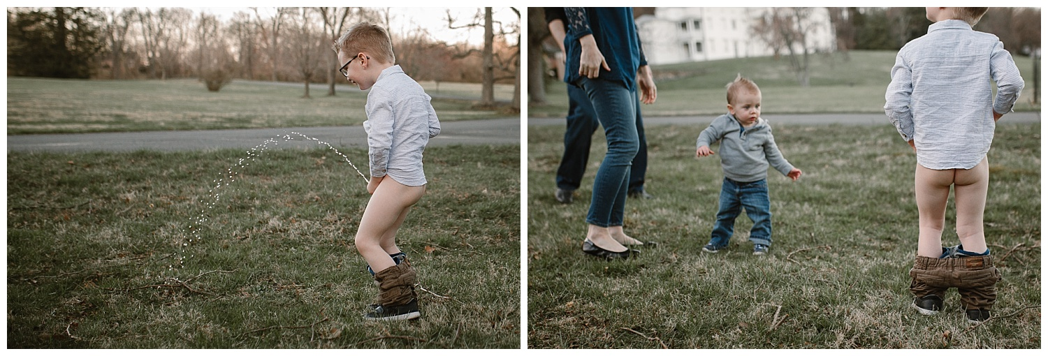 Morven park leesburg virginia family photography toddler brothers