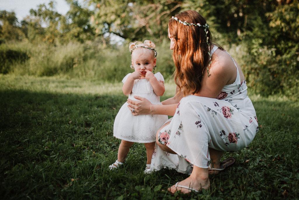 mother daughter toddler family lifestyle photography Marti Austin Photography Rust Nature Sanctuary Leesburg Loudoun Virginia