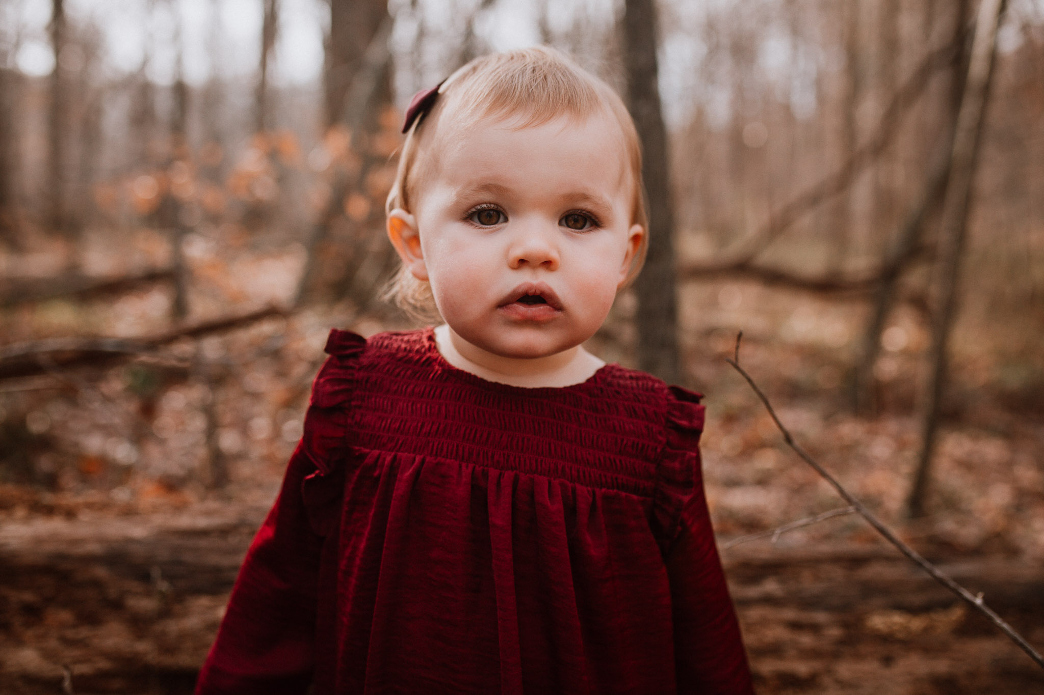 toddler fall autumn lifestyle documentary newborn family Great Falls Virginia Marti Austin Photography