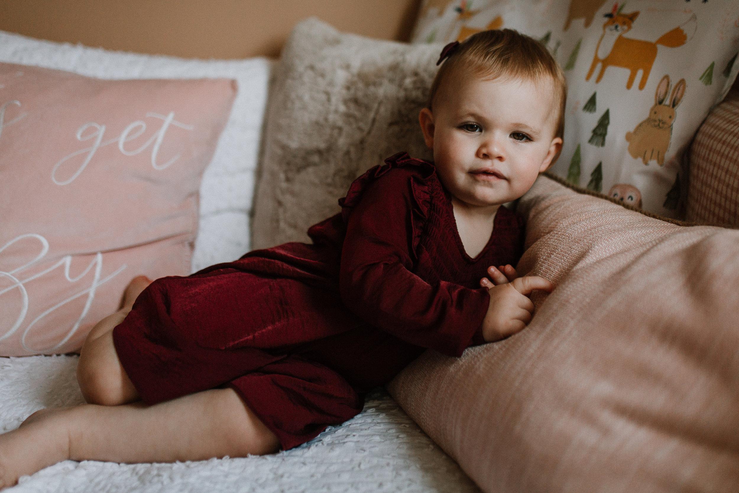toddler portrait fall autumn lifestyle documentary newborn family Great Falls Virginia Marti Austin Photography