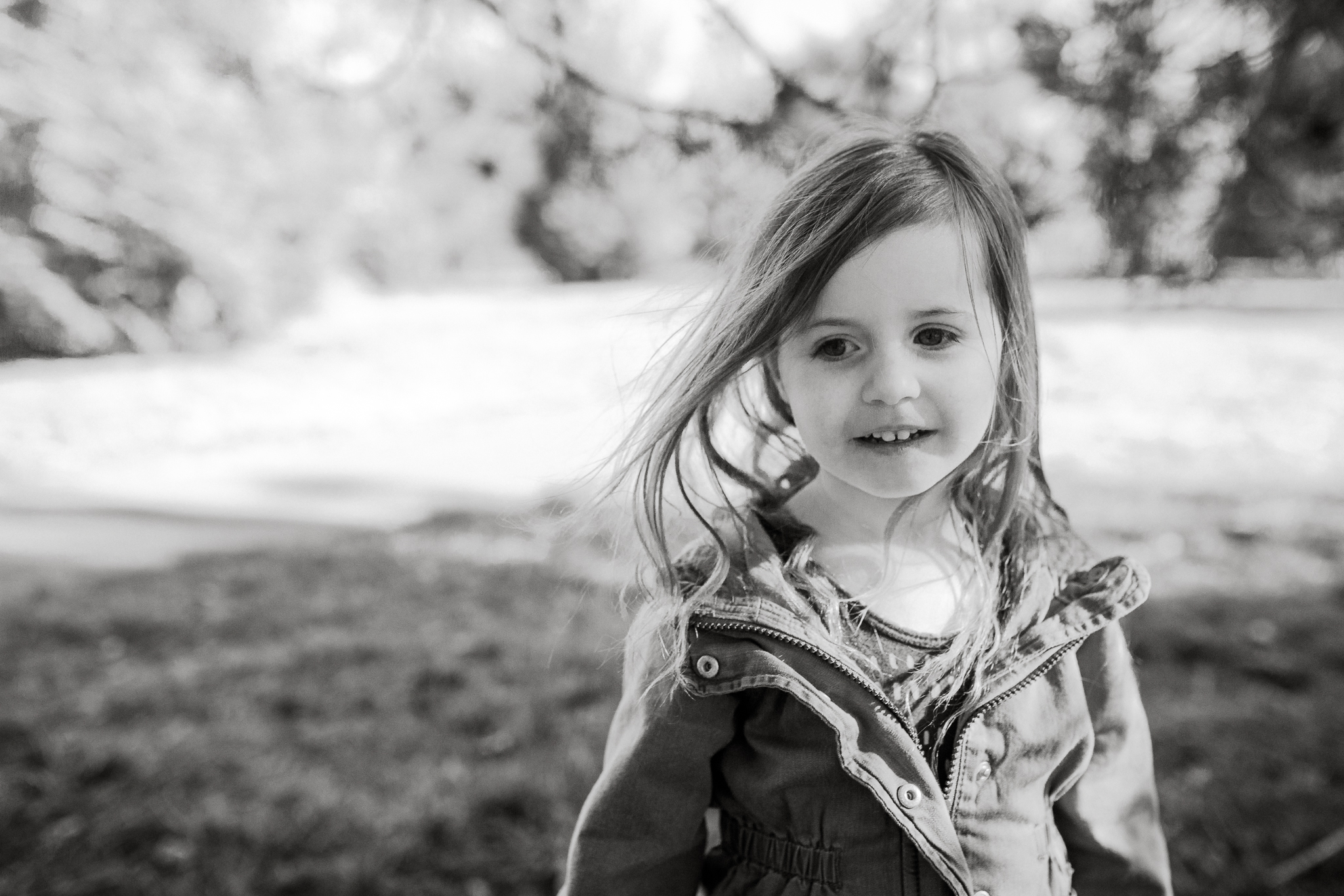 black and white girl portrait lifestyle documentary family Ashburn Loudoun northern Virginia  childhood Marti Austin Photography