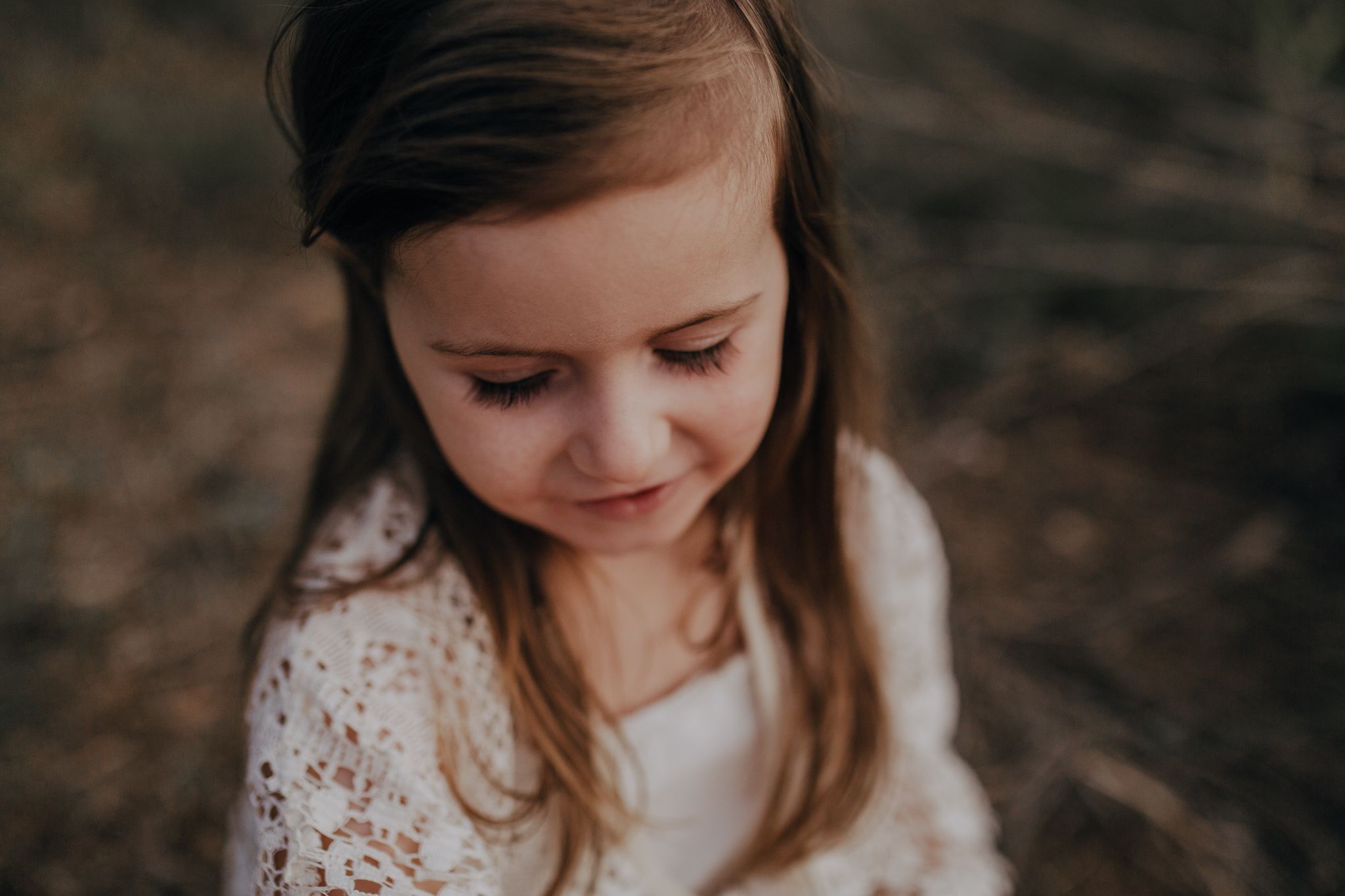 portrait of girl beaverdam reservoir lifestyle documentary family Ashburn Loudoun Northern Virginia Marti Austin Photography