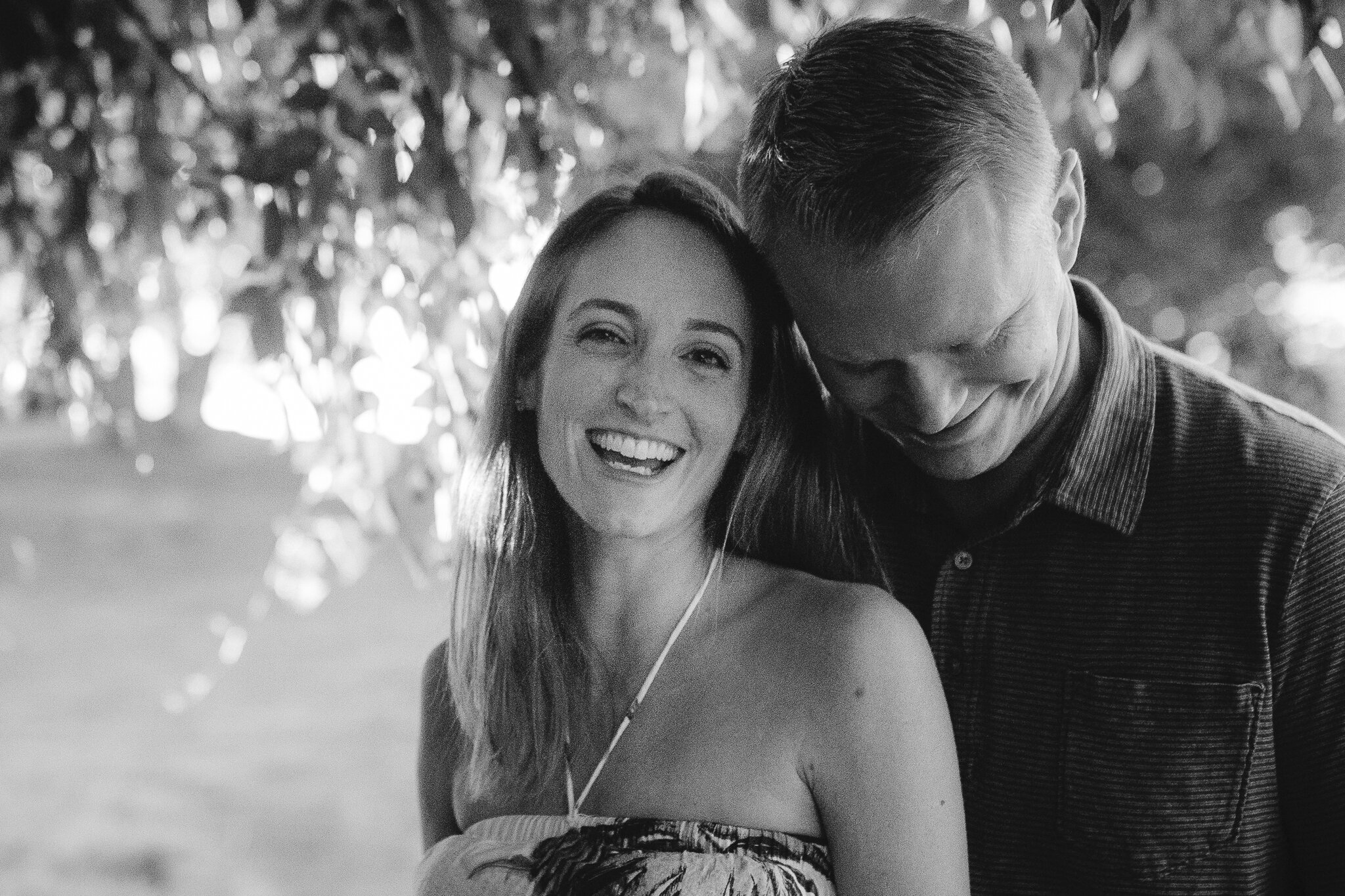 black and white couple laughing brothers Ida Lee Leesburg Loudoun Virginia Lifestyle Documentary Maternity Family Marti Austin Photography