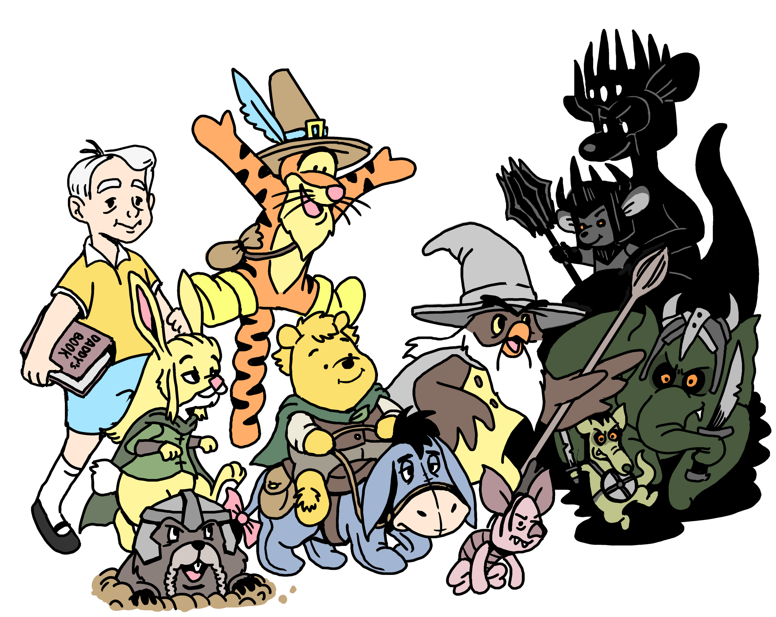 Fellowship of the Pooh