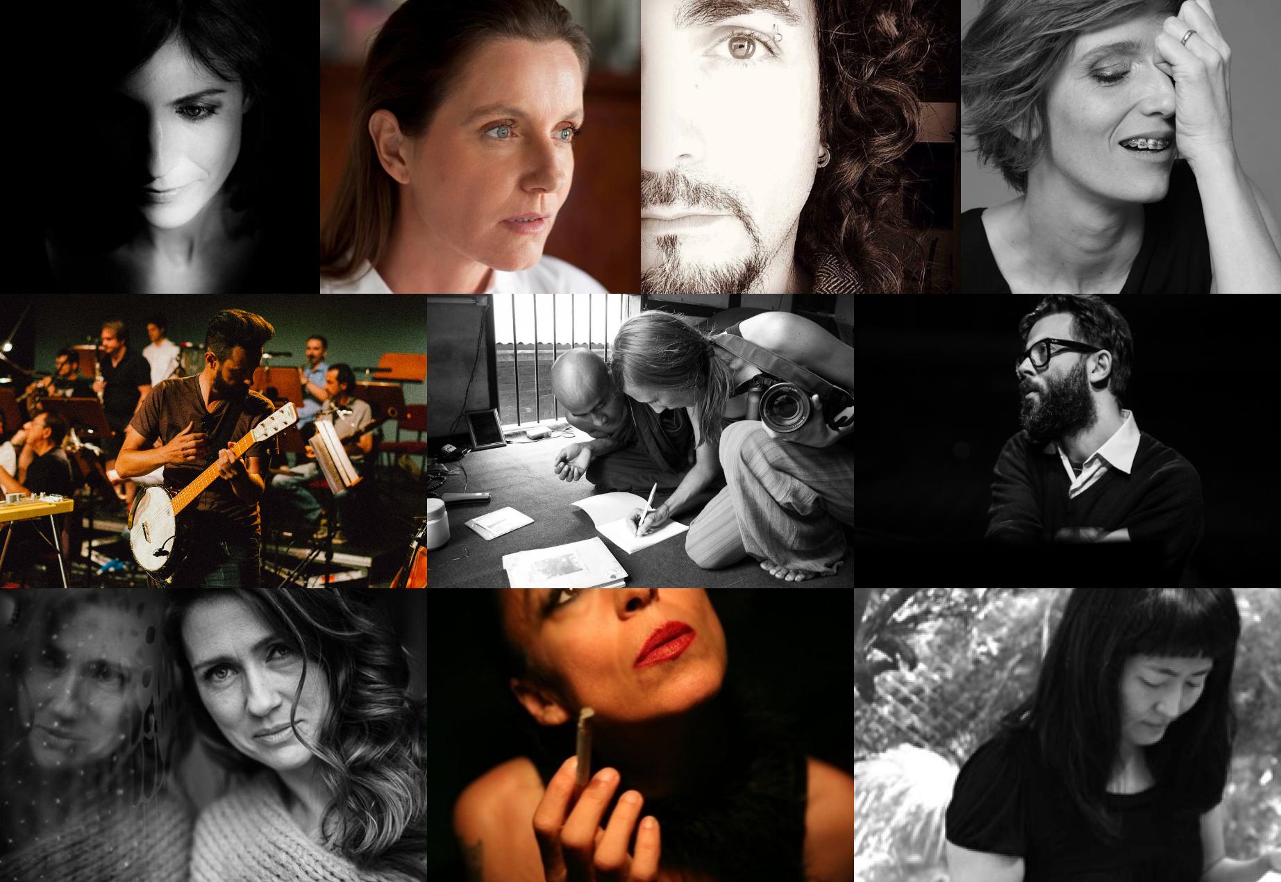 Fotografias retiradas da internet/perfis facebook dos protagonistas