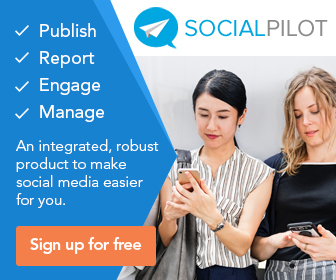 Social Pilot scheduler for social media