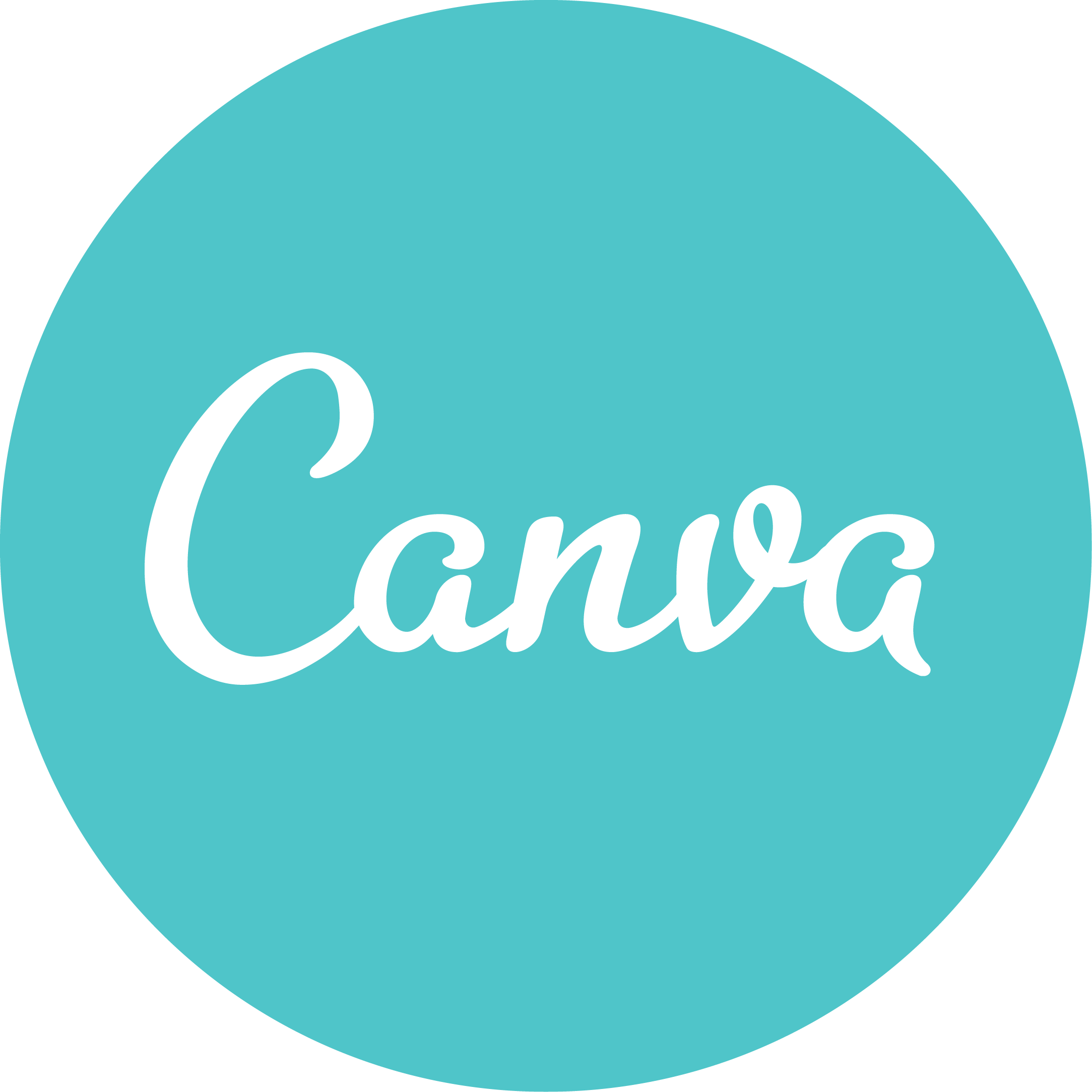 Canva web-based graphics app