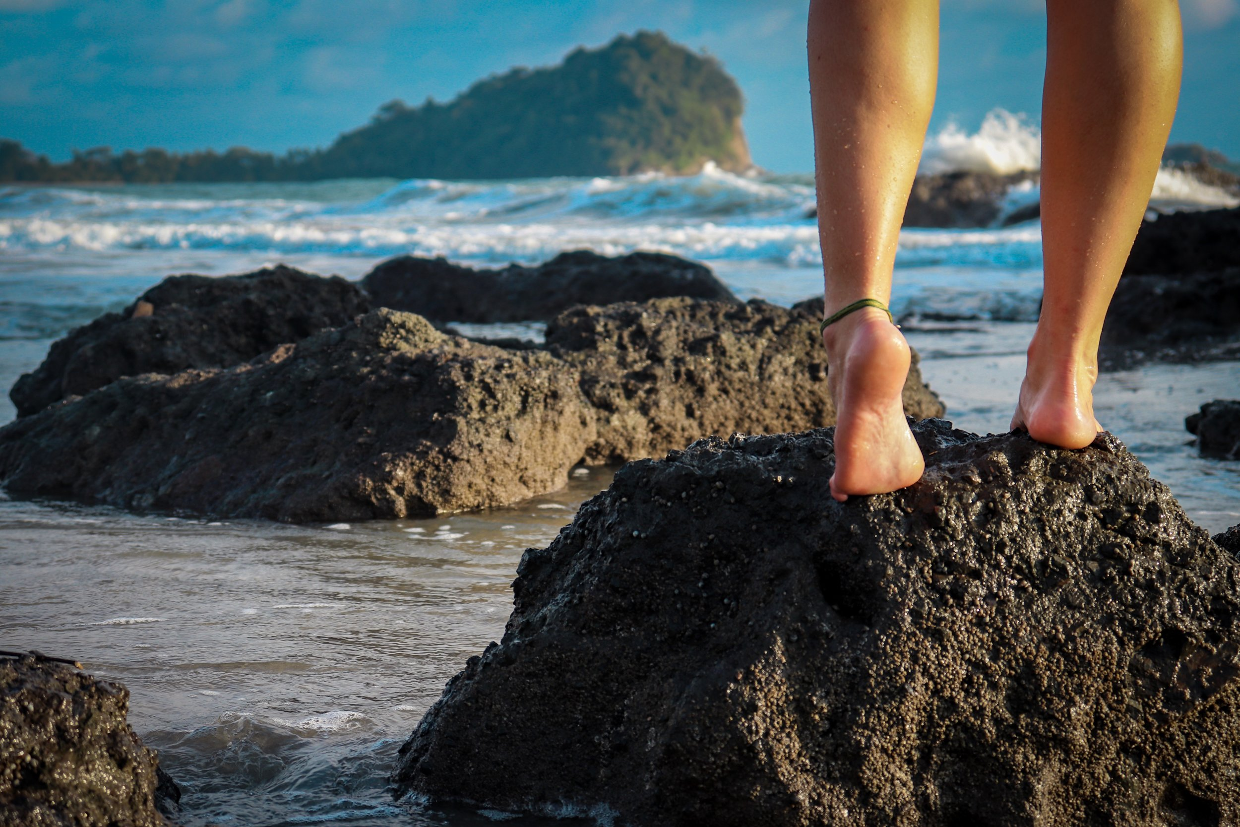 Walking Barefoot Benefits 2 – Photo by Sisters That Stray.JPG