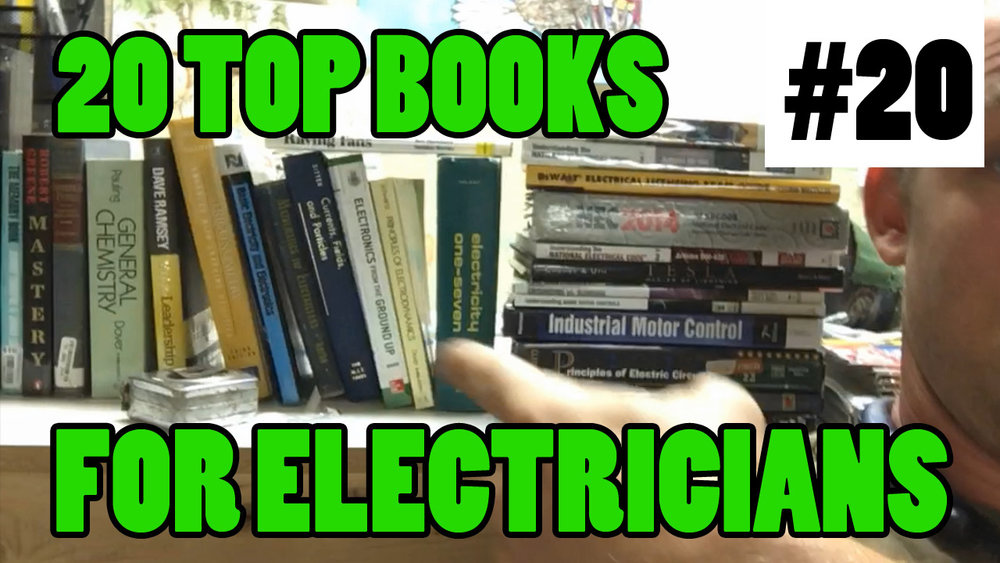 Episode 20 - 20 Electrical Books Worth Reading — Journey 2 Master