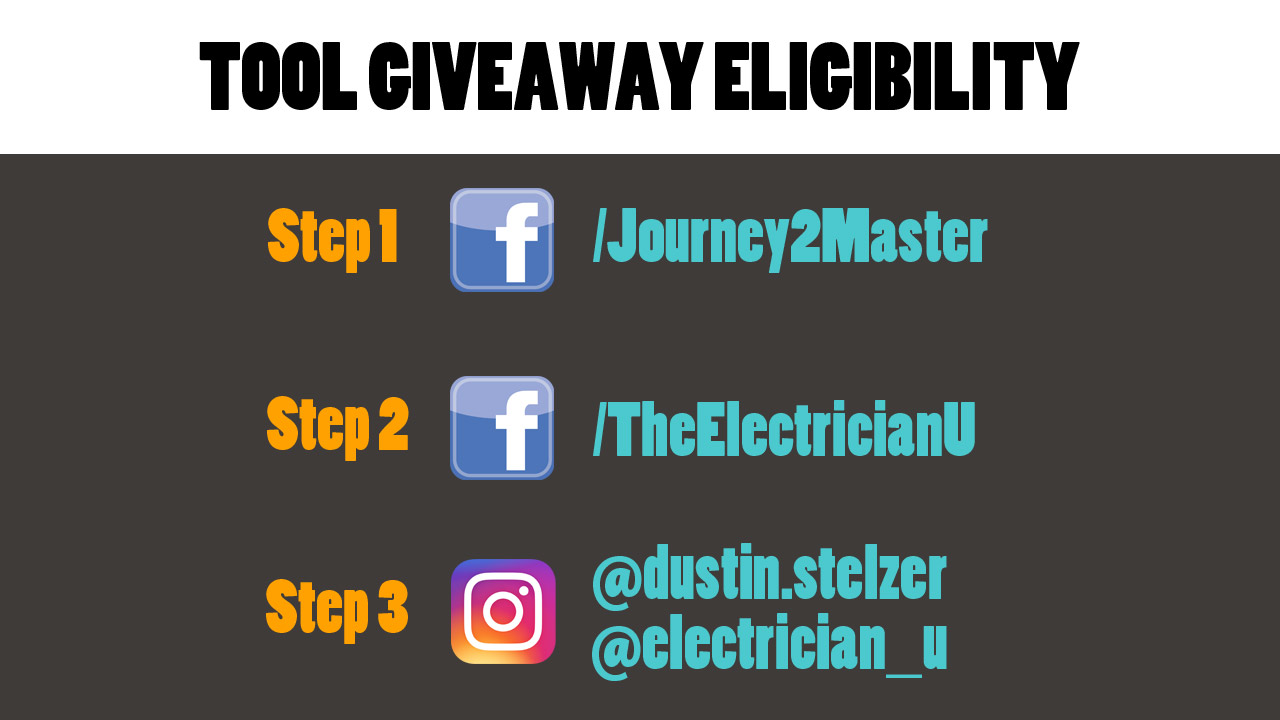 Be sure to follow all of these pages to be notified when and where a giveaway will take place!