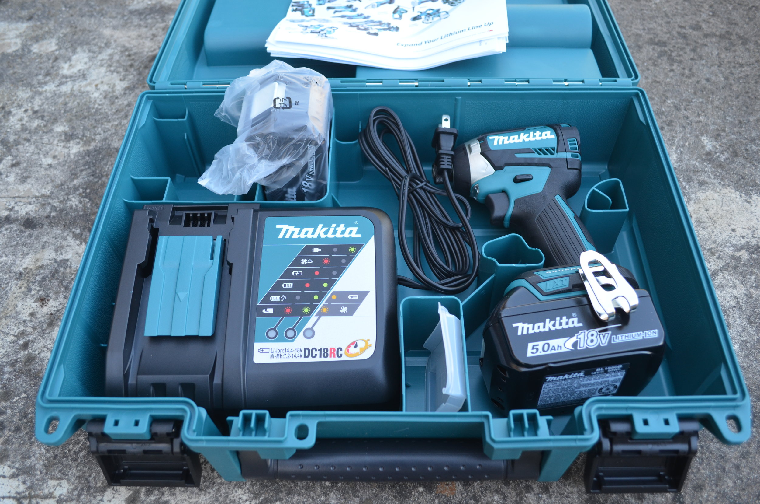 TOOL REVIEW - MAKITA 18V LXT Brushless Cordless Impact Driver with