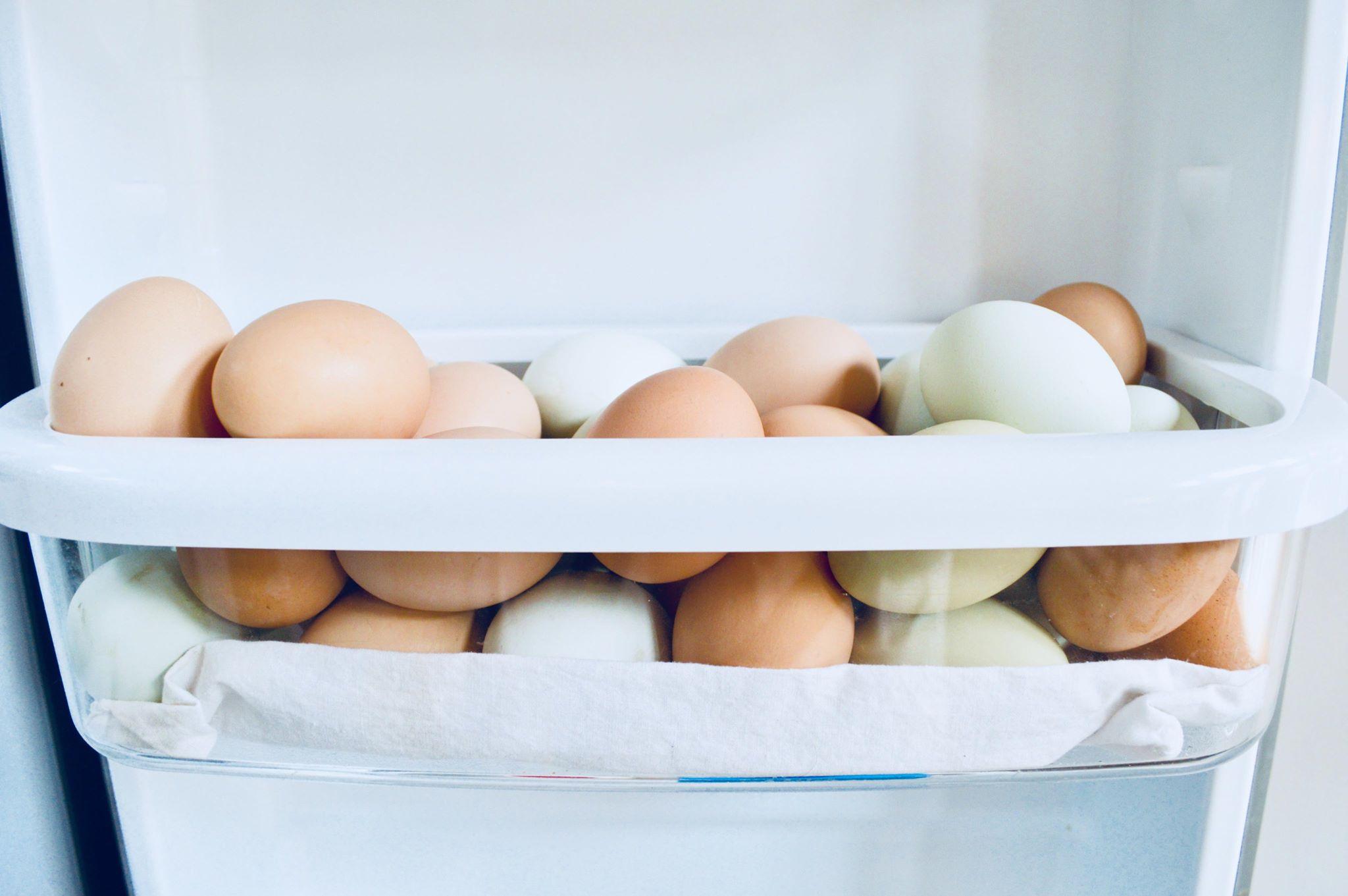 eggs, free range