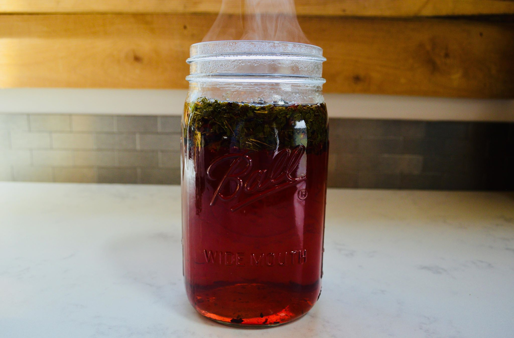 herbal tea, hibiscus