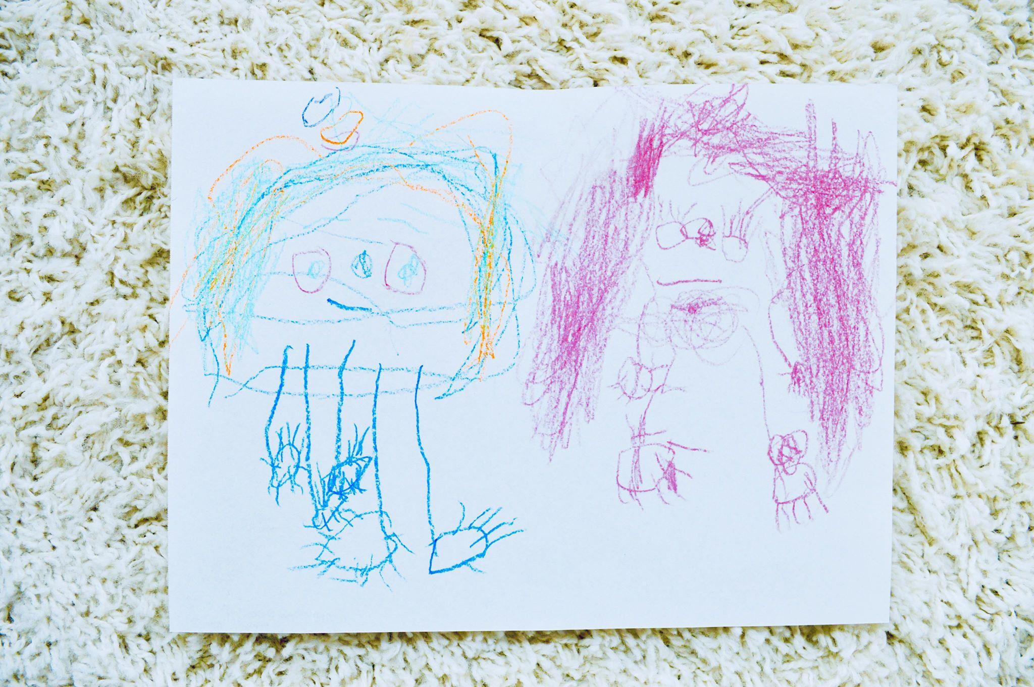 illustration, rainbow, unicorn, unschooling, homeschooling, art, wildschooling, imagination