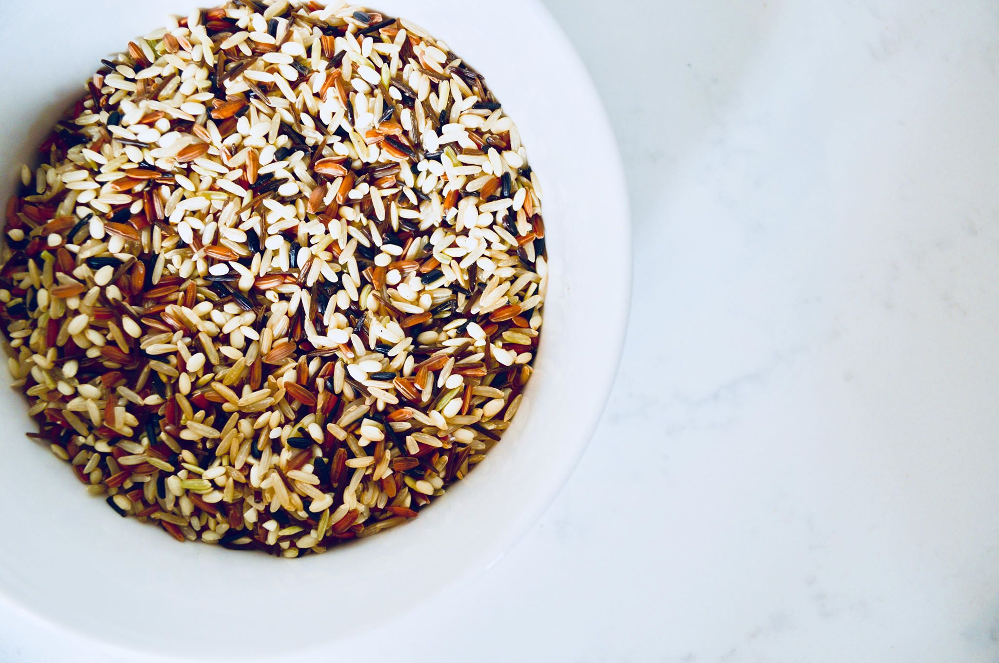 wild rice, modern homestead, natural home, plant based, whole foods diet, vegan family