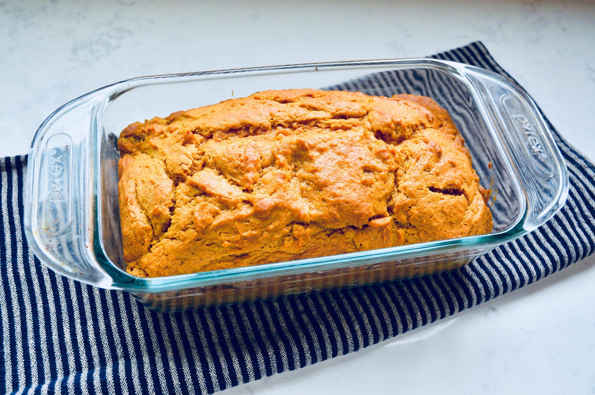homemade pumpkin bread, kid baker, modern homesteader, organic life, spiced pumpkin bread, holiday dessert, seasonal eating, baking from scratch