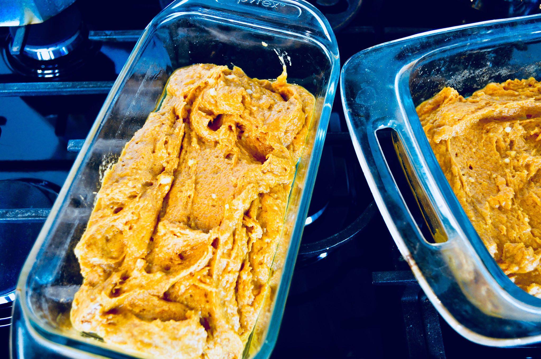 pumpkin spice bread, pumpkin bread recipe, pumpkin bread from scratch, fall baking