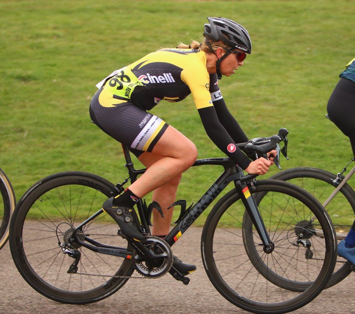 Melinda Atkinson - Rides: Road & social sunny kmsSpeciality topics: Clothing, racing, travel, ginInterests: Bikes, gin, travel, gin, bikes@melinda_oo