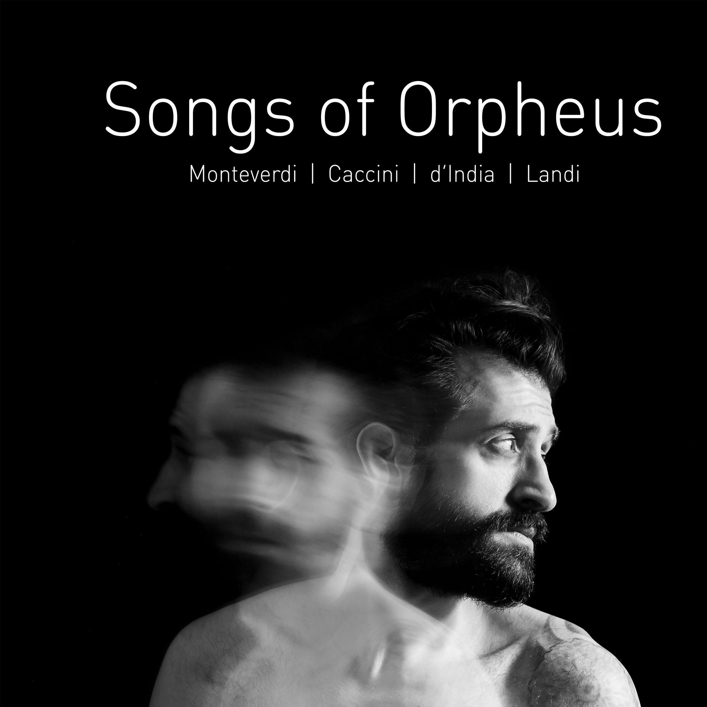 Songs of Orpheus, Avie Records -