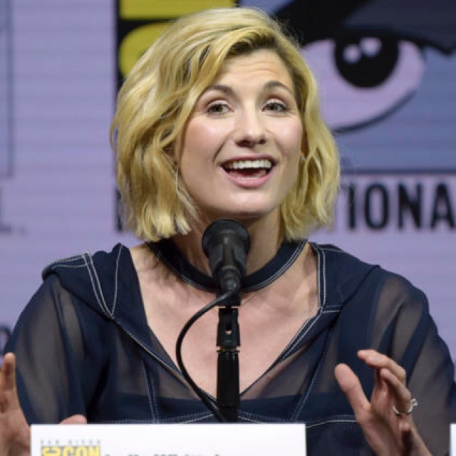 Jodie Whittaker becomes the first female Doctor Who