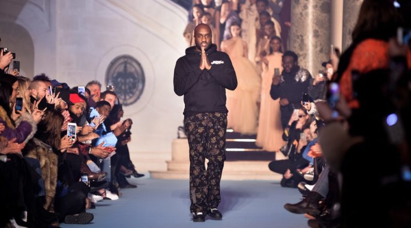 Virgil Abloh, nouveau Directeur Artistique de Louis Vuitton