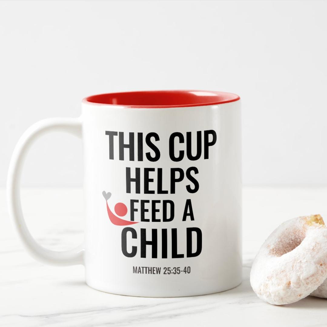 Feed A Child Mug