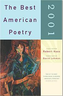 Best American Poetry 2001   Scribner, 2001
