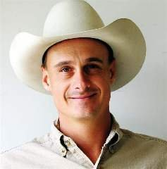 Austin Anderson, movie horse trainer, stunt man, stunt double, equestrian entertainer.