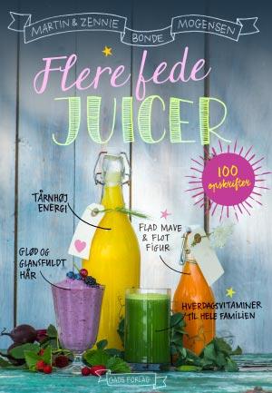 Få masser af inspiration til børnevenlige juicer i  FLERE FEDE JUICER