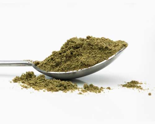 HAMPEPROTEIN PULVER - En af de største fordele ved hampeproteintilskud er det meget høje indhold af uopløselige fibre i pulveret. Fibre medvirker til at holde blodsukkeret stabilt, hvilket er ideelt, når man vil tabe sig eller omdanne fedt til muskler, og så kan de også være med til at give en regelmæssig afføring. På etiketten kan du se, hvor mange fibre der er i hamp: 100 procent af kulhydratindholdet er fibre, og dermed er hamp et fantastisk produkt, hvis man ønsker at spare på kulhydraterne. Hampeprotein er – selv om det kommer fra planteriget – en temmelig komplet form for protein. Hamp indeholder alle 22 kendte aminosyrer inklusive de ti essentielle, som vores krop ikke selv kan producere.Jo bedre proteinet er, jo mere biologisk tilgængeligt er det – jo bedre fordøjer og udnytter kroppen det. Dyrker du vægttræning, har du for eksempel brug for letoptagelige proteiner. Og her er hamp også lige i øjet. Som fuldkosttilskud indeholder det ligeledes mange af de enzymer, der skal til for at sikre en optimal fordøjelse.Hvis du er på udkig efter et proteintilskud af høj kvalitet og med potentiale til virkelig at gøre noget godt for dit helbred, kan vi stærkt anbefale hampeprotein – sammen med alle de andre gode ting, du spiser.