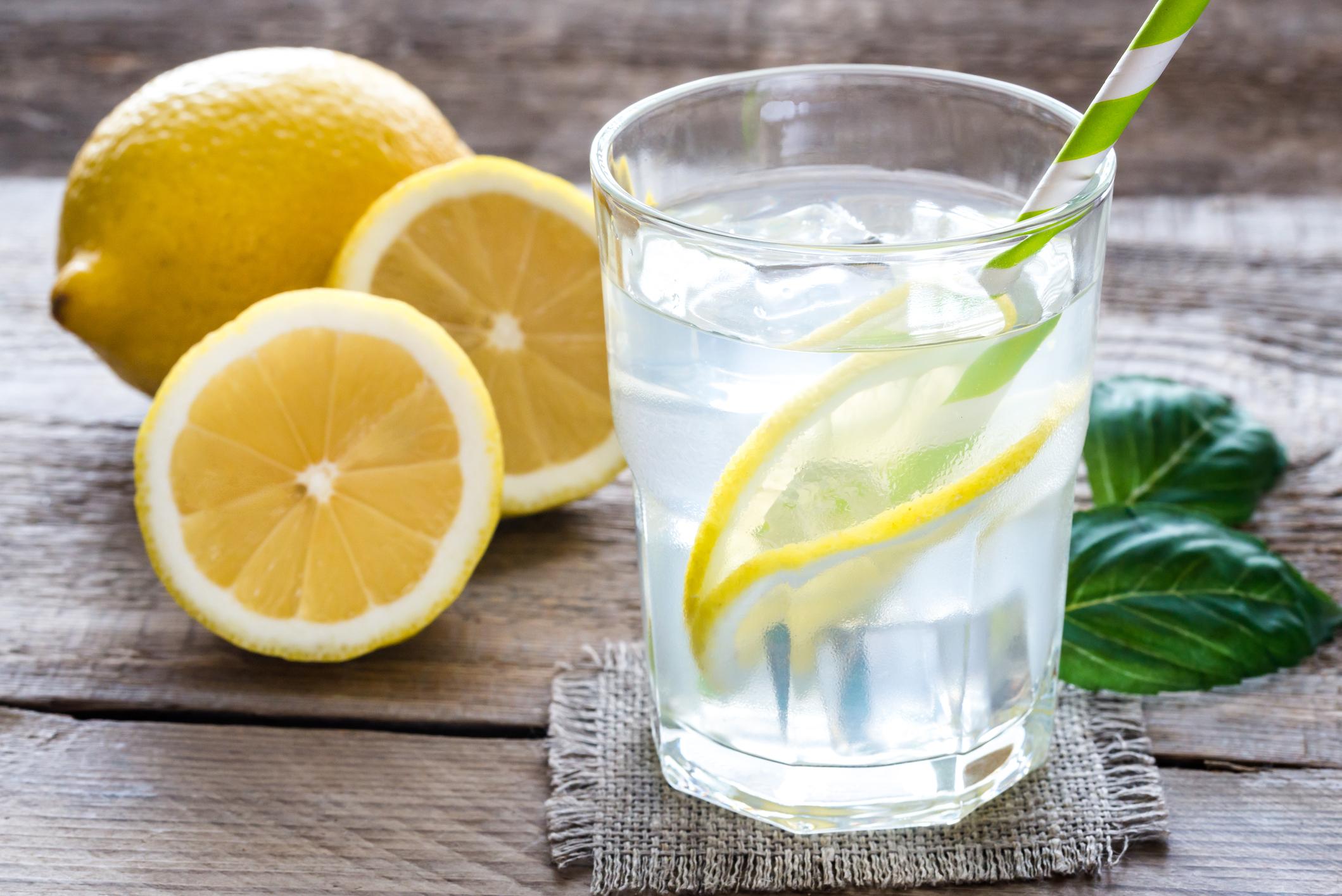 citronvand
