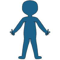 Body Position Icon