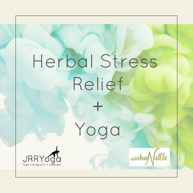 Tuesday, April 30  7:00-9:00pm $22.00  Herbal Stress Relief + Yoga  Headed to yoga for some stress relief? Come for an evening to learn some amazing herbs that can help you stay grounded during the rest of the day. Urban Nettle herbalist Katharine Ostrowski will lead us through an amazing array of herbs you can add to your daily regimen to help you stay grounded, focused and free of stress.  Jamie will lead you through a slow flow asana class, designed to help you let go of physical tension followed by a short series of restorative poses to soften and relax the body. the asana will conclude with a guided meditation in savasana.  If you would like to attend but cannot make it in person, you can still register and receive the class virtually! A dropbox account is required to receive the audio files as well as any handout pdf's used in class.  Physical attendees can find us at 34 Main Street S, Hutchinson MN (rear entrance only)  This Pass is only able to be used for the Herbal Stress Relief + Yoga Workshop on 4/30/19.  Refunds are not available for this class within 48 hours of the class start time.  Don't forget, you can receive the virtual option if you are unable to attend in person! Link in bio  #yoga #asana #pranayama #meditation #selfcare #yogaeverydamnday #yogaeveryday #bopo #bopoyoga #bodypositive #bodypositiveyoga #emotionalhealth #mentalhealth #physicalhealth #herbalism #herbs