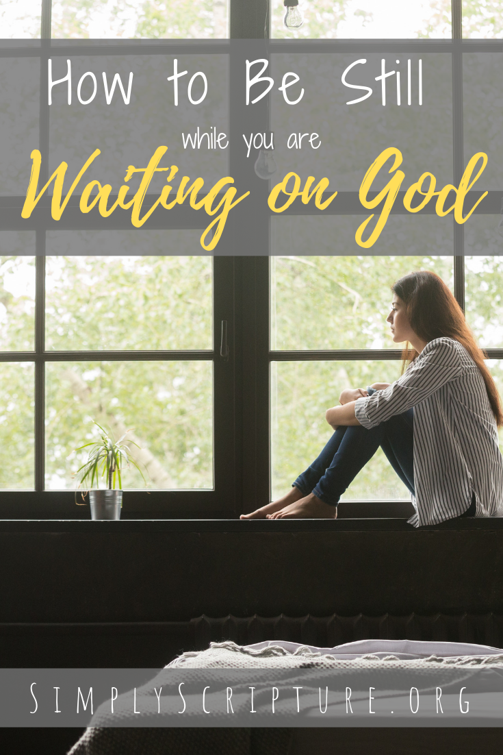Waiting on God's best can feel like it is taking forever. Are you in a season of struggling to hear God's voice and desperately needing Him to move in your life? There are 3 things you need to remember as you wait for God. Simply Scripture