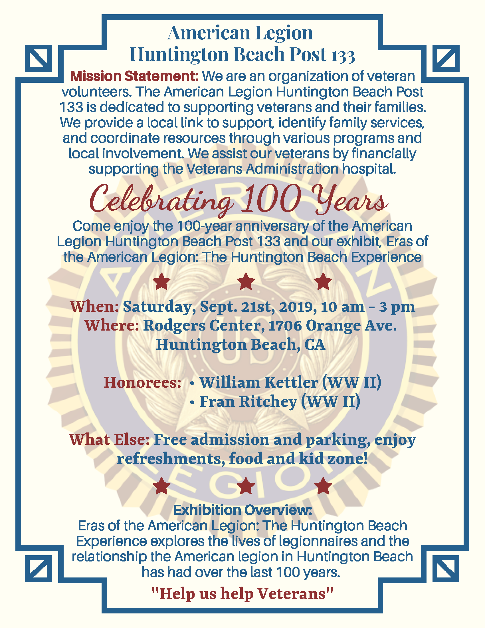 AL 133 Centennial Invitation Full page rev 2.png