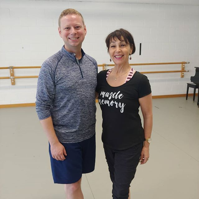 A fabulous day learning the @progressingballettechnique system. Looking forward to adding this excellent program to the BCXIV curriculum in fall.