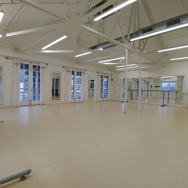 Dancers, the Nureyev studio is ready for you! We can hardly wait to welcome students to our sold out summer intensive on Monday. Fall placement classes are also available for ages 9 and above from 10 am to noon every weekday until August 23.